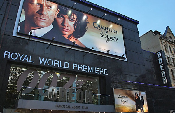 royal world premiere