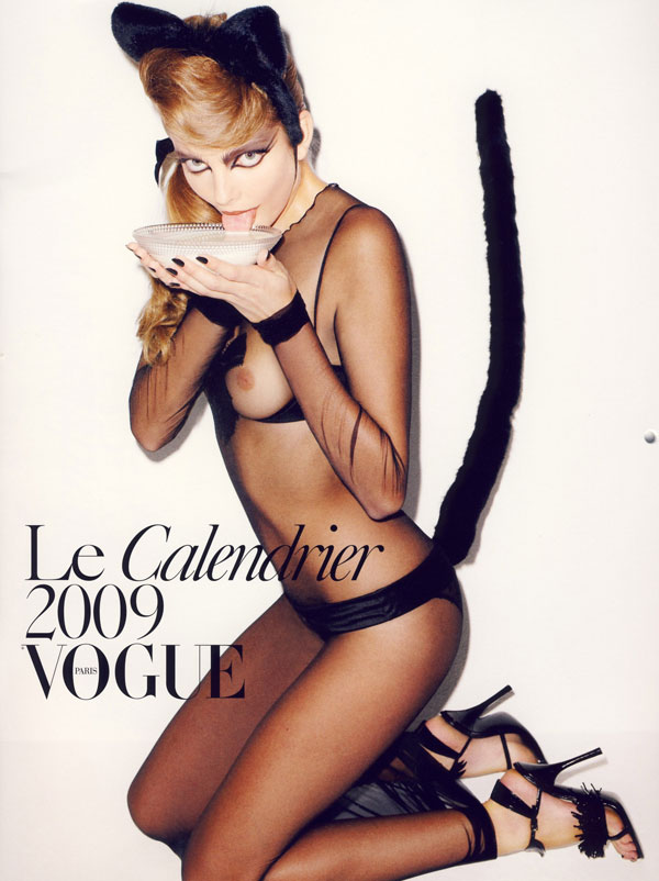 Terry Richardson Vogue