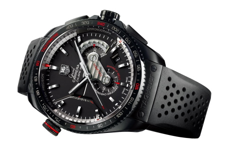 Часы tag heuer grand carrera