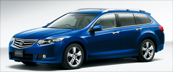 Honda Accord Tourer Go