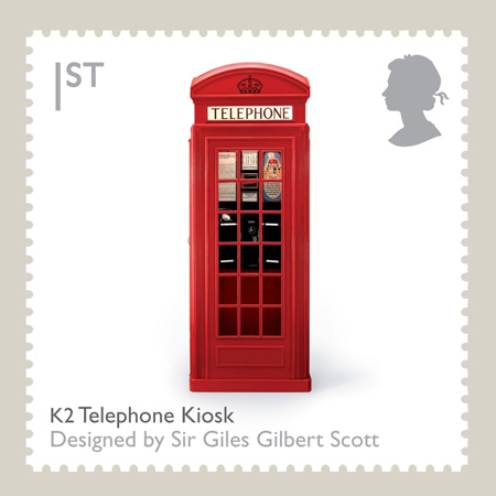 British Design Classics stamps by Royal Mail