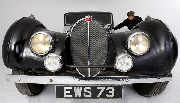Bugatti Oldtimer - Bonhams Auction