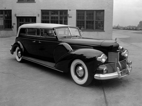 Lincoln Sunshine Special 1939 года