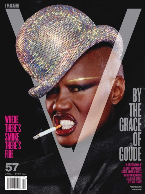 Grace Jones - V Magazine 57 Spring 2009