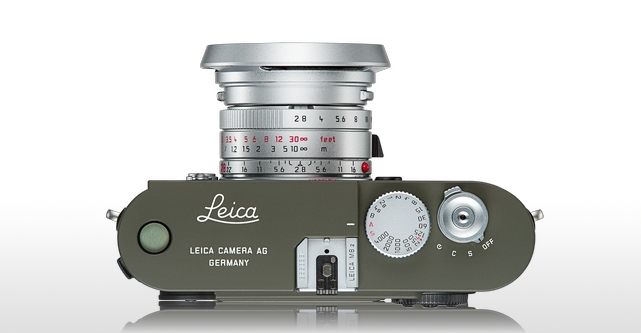 фотоаппаратLeica M8.2 Safari edition