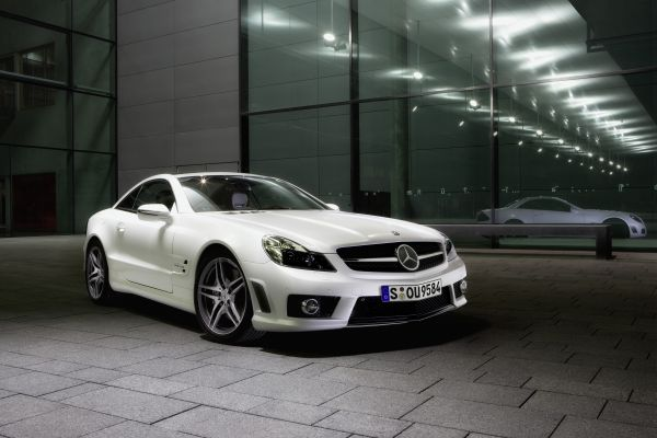 Mercedes-Benz SL 63 AMG Edition IWC в Панавто