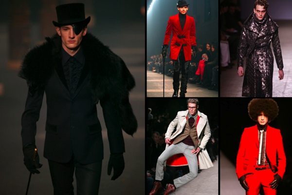 Paris Fashion Week Menswear Autumn/Winter 2009/2010