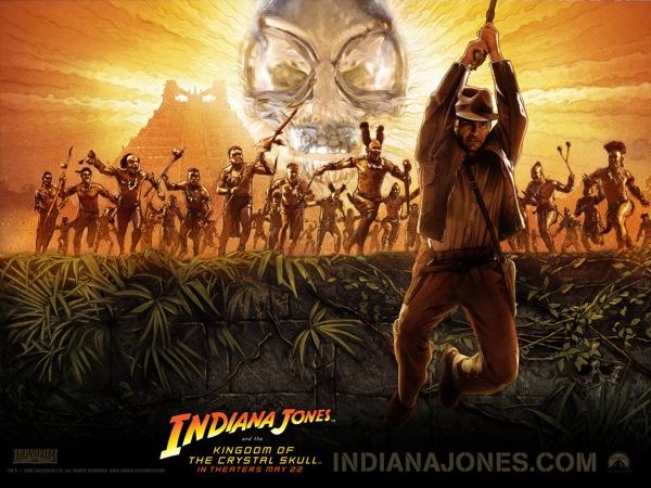 Indiana Jones and the Kingdom of the Crystal Skull received Razzie Award