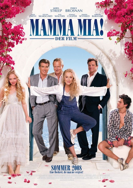 Pierce Brosnan - Mamma Mia Razzie Awards for supporting role