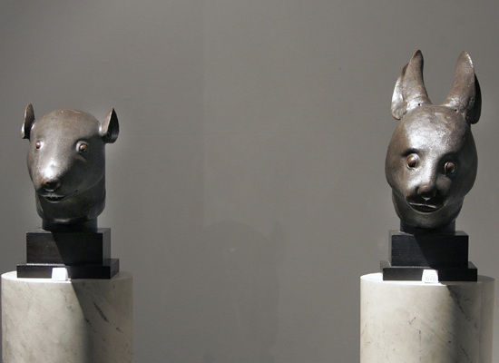 ysl_auction_chinese_bronze_rabbit_rat_heads.jpg