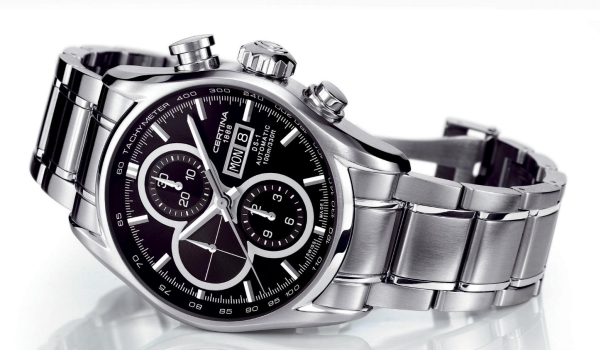Хронограф Certina DS1 Automatic Chronograph