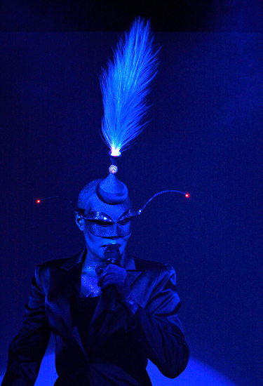 Grace Jones in Berlin