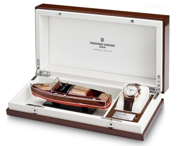 Frederique Constant Runabout Chrono Automatic