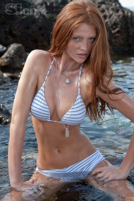 Cintia Dicker for Sports Illustrated Swimsuit Edition 2009