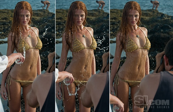 Синтия Дикер для журнала Sports Illustrated Swimsuit Edition