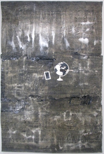 Андреи__Рудьев_A little world,2008,tarpaper,tar,white-spirit,enamel,250x170.jpg