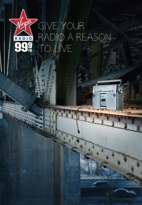 Give your radio a reason to live.