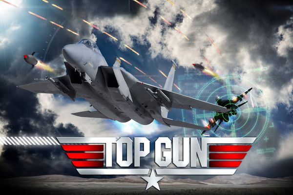 Game-aviasimulyator Top Gun for iPhone