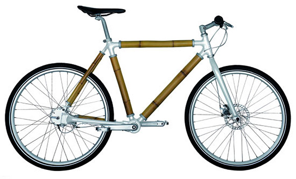 The Bamboo Bicycle