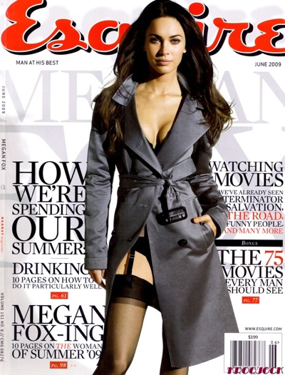 Megan Fox - Esquire June 2009