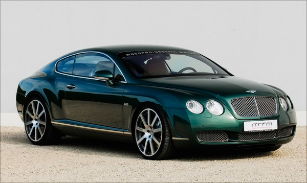 Bentley Continental Birkin Edition