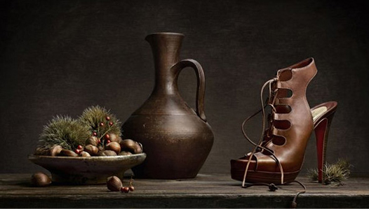 Photographer Peter Lippmann, styled by French Stylist Amandine Moine and Nicolas Menu