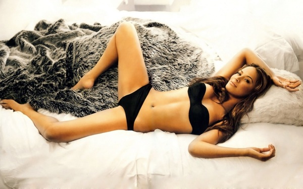 Moon Bloodgood for Loaded
