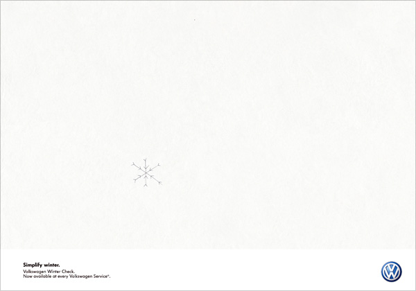 Volkswagen Service: Winter Check | DDB