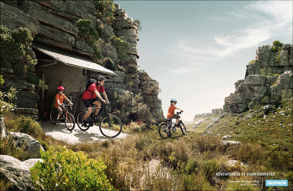 Decathlon: Biking