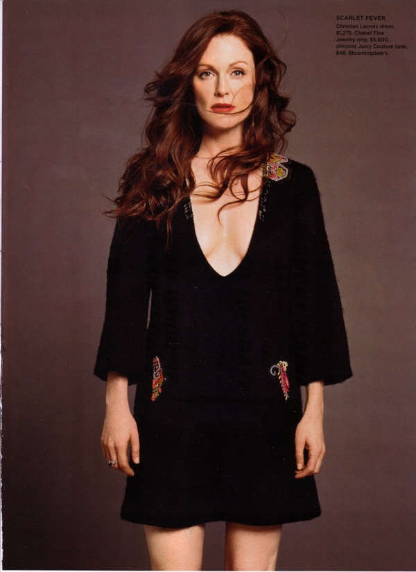 Julianna Moore in California Style Magazine September 2006 edition