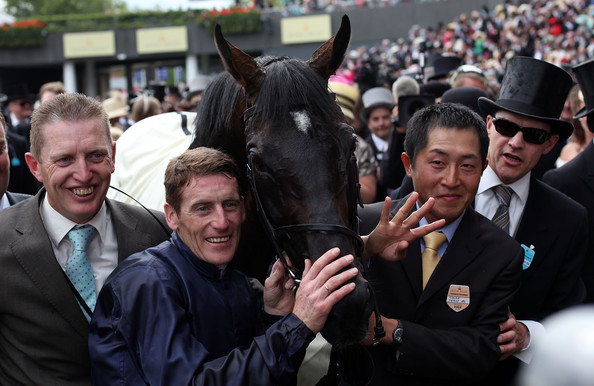 Johnny Murtagh and Yeats land Ascot Gold Cup on The 3rd day of The Royal Meeting at Ascot Racecourse
