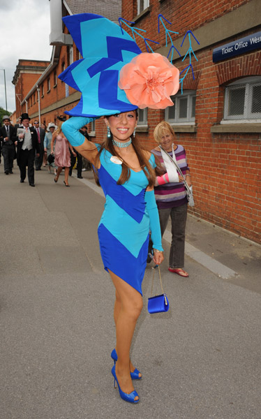 Ladies Day at Royal Ascot - Best and Most Outrageous Hats