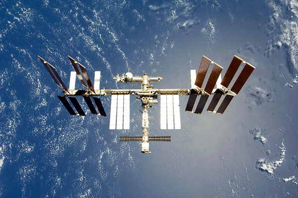 МКС - International Space Station