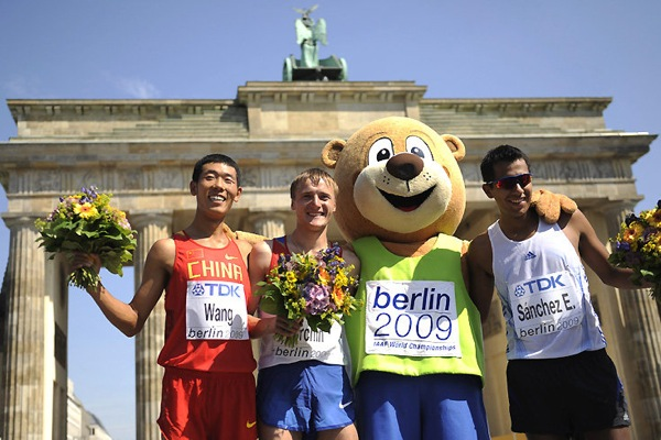 World Athletics Championships In Berlin