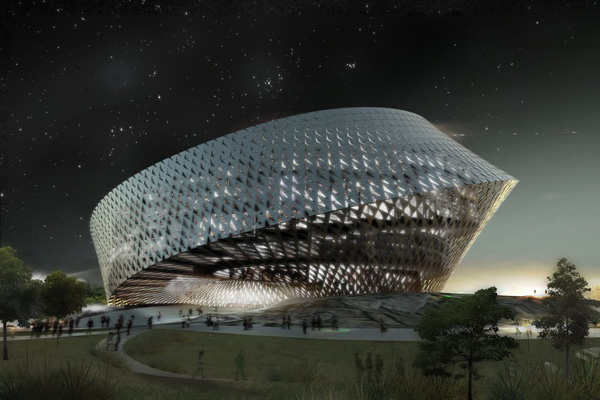 National Library in Astana by BIG 02.jpg