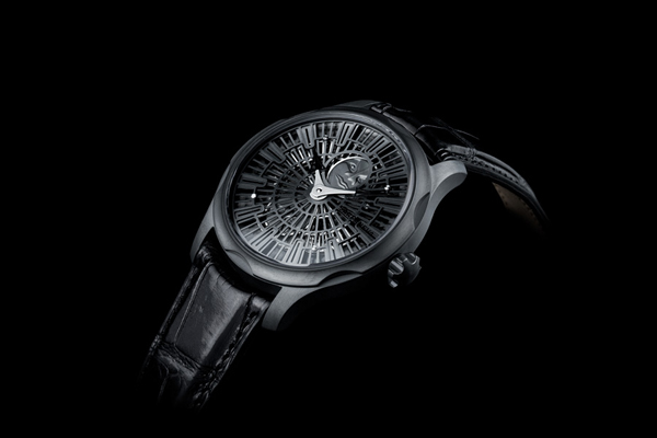Часы Sarpaneva Black Moon