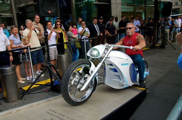 Siemens и Orange County Choppers