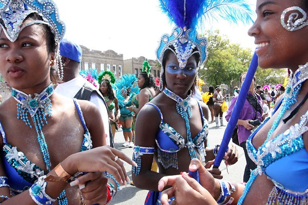 West Indian American Day Parade in New York