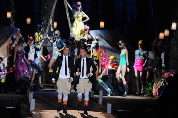 DSquared Spring Summer 2010 fashion show