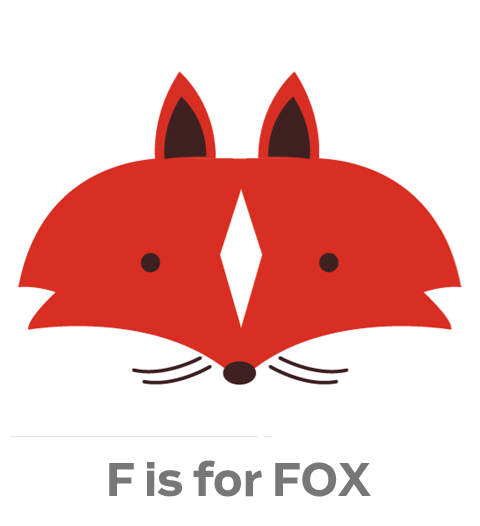 f for fox