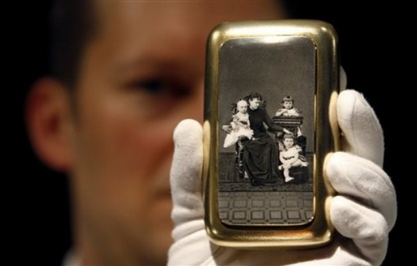 Romanov Heirlooms At Auction In London