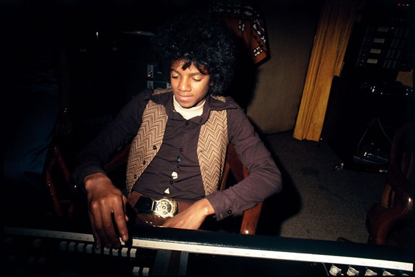 Michael Jackson by Todd Gray