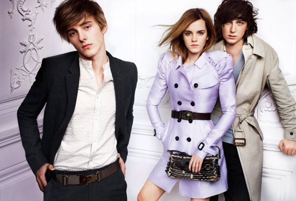Burberry Spring 2010 Campaign