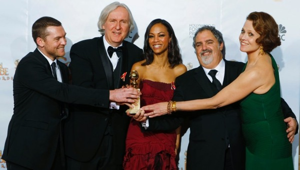 Golden Globes 2010 Avatar cast