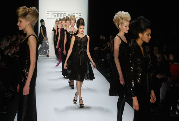 Susanne Wiebe - Berlin Fashion Week