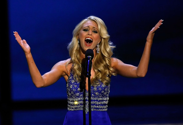Stefanie Wittler Miss Tennessee sings during the talent competition.jpg