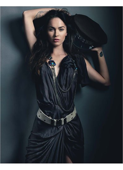 Megan Fox - W Magazine March 2010 - Craig McDean