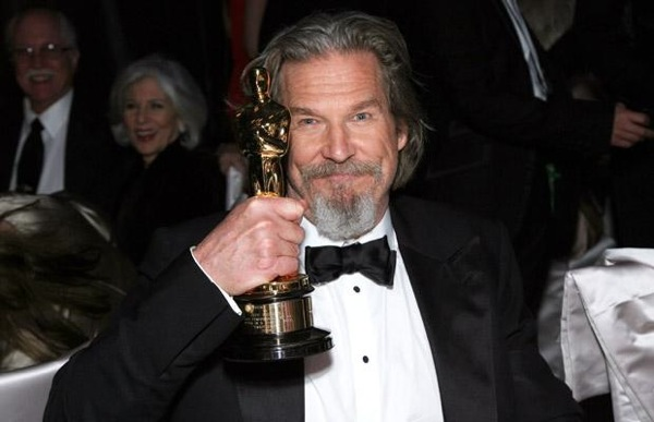 Jeff Bridges - Oscar Awards after-party