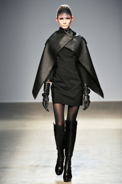 Gareth Pugh - Fashion Week in Paris