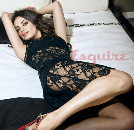 Mila Kunis - Esquire February 2010 Photoshoot